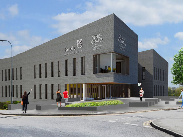 Keele University Smart Innovation Hub