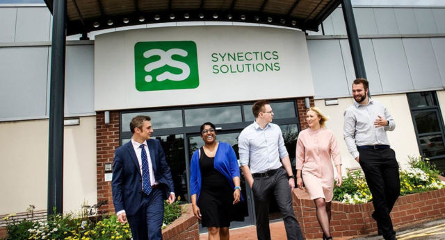 BEC Complete upgrade of Synectics Solutions new HQ
