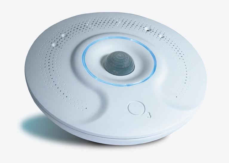 Smart Room Control Services - O3 Sensor Hub 2.0